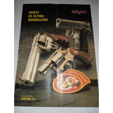 Poster Pistola Revolver Smith & Wesson