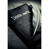 Death Note Libreta Con Pluma Incluida