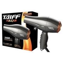 Secador Taiff Vulcan Profissional 2400w - Frete Gratis