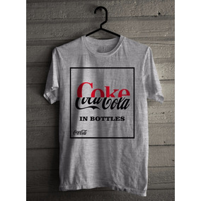 Camiseta Supreme Masculina Da Coca Cola