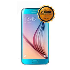 Smartphone Samsung Galaxy S6 Edge 32gb 3gb Ram Cam 16mp Wifi