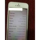 Iphone 5 Con Accesorios Estado 8/10