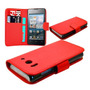 Forro Flip Wallet Para Huawei Ascend Y300 / U8833