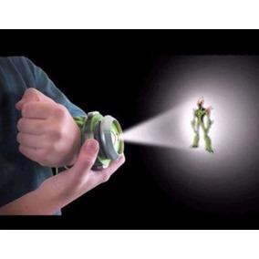 Relógio Ben 10 Omnitrix Iluminator Bandai Pronta Entrega