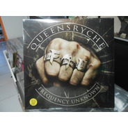 Lp Queensryche - Frequency Unknown (lacrado)