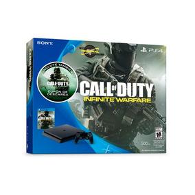 Ps4 500gb 1 Dualshock + Call Of Duty Warfare Sony Novogar