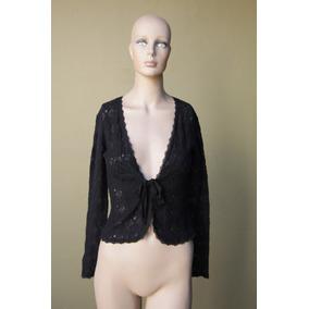 Bolerito Lana Sweaters Sweater Chaleco Mujer Feria Americana 6f05a53e95b