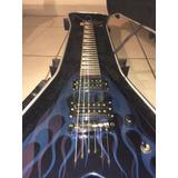 Guitarra Electrica Jackson King V Kvx10 + Estuche Rigido