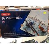 Colores Acuarelables Derwent X36