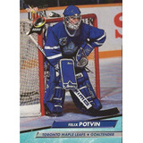 Tarjetas Deportivas Hockey Felix Potvin 213