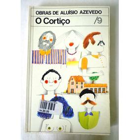 Livro O Cortiço - Série Obras De Aluísio Azevedo