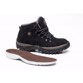 Sapato Tênis Adventure Jipe 100 %couro Legítimo
