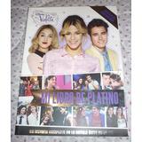 Mi Libro De Platino Violetta 2015 Revista Disney - En Bernal