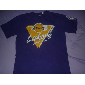 E Remera adidas Los Angeles Lakers Nba Art 91149
