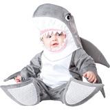Disfraz Bebe Traje Tiburón Incharacter