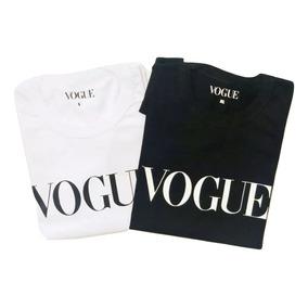Remera Vogue Mujer - Más Modelos