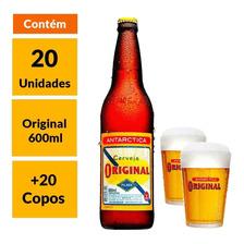 Kit Cervejeiro Original 600ml + Copo