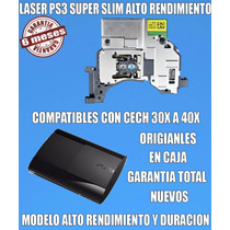 Laser Ps3 Playstation Kes 850 Slim Alto Rendimiento Original
