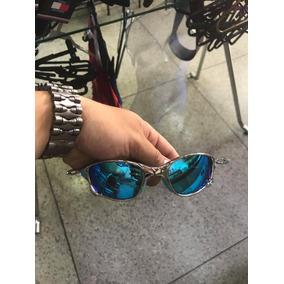 405326e6f1999 Oculos Juliet Azul Bb De Sol Oakley - Óculos De Sol Oakley no ...