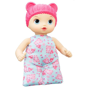 Boneca Baby Alive Loira Naninha Hasbro B7114