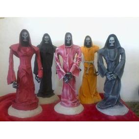 Santa Muerte Bultos,imagenes,figuras