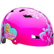 Juguete Barbie Roller Girl Multi-sport Casco De La Bici De