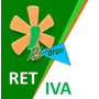 Ric: Retenciones De Iva E Islr Profesionales