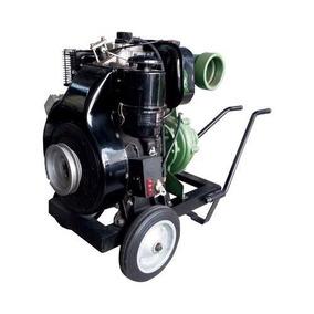 Equipo De Riego Agricola R.cent. Diesel 17hp 4x4
