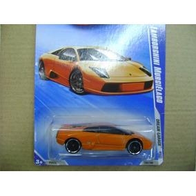 Rm913 - Hot Wheels Lamborghini Murciélago Hw 2010 Lacrado