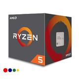 Procesador Amd Ryzen 5 1500x 4 Nucleos 8 Procesos Socket Am4