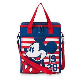 Bolso Térmico Cooler Mickey Mouse Original Disney Store Usa