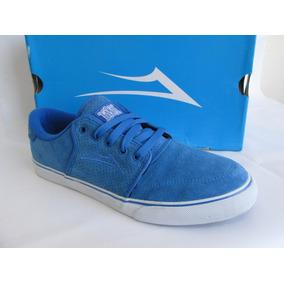 Tênis Lakai Carlo Skate Azul Original