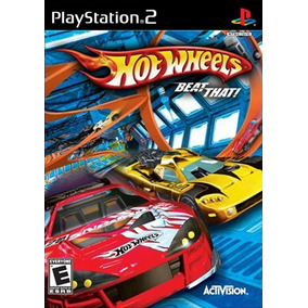 Hot Wheels Beat That! Para Playstation 2