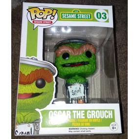 Funko Pop Oscar The Grouch Plaza Sesamo
