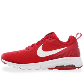 Tenis Nike Air Max Motion - 833260600 - Rojo - Hombre