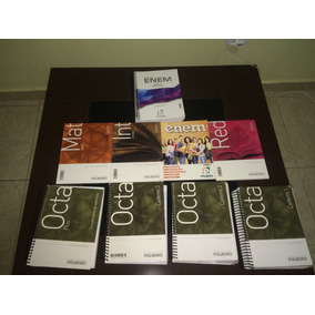 Livros Do Sistema De Ensino Poliedro, Pré-vestibular Octa.