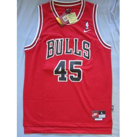 Camisa Chicago Bulls Vermelha Rose - Camisa Masculino no Mercado ... cbc1e31199c