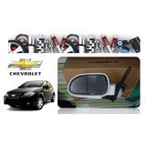 Retrovisor Izq Chevrolet Optra Desing Con Luz