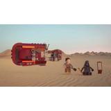 Lego Star Wars 75099 Rey Speeder The Force Awakens 2017 New