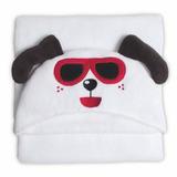 Roupão Infantil Com Capuz - Buettner - Microfibra Happy Dog