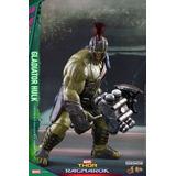Hot Toys Hulk Gladiador Thor Ragnarok Figura De Lujo