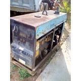 Maquina De Soldar Miller A Gas-oil