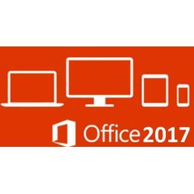 Office Pro 2016 Plus 2017 Pc/mac Revenda Autorizada