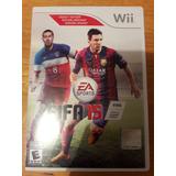 Fifa 2015 Legacy Edition Nintendo Wii