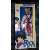 Vendo Figura Robotech De Rick Hunter De 1985 Matchbox