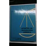 Apuntes De Sociología Jurídica. Dr. Rafael Caldera