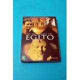 Os Mistérios Do Egito - Box Com 5 Dvds