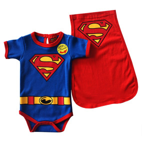 Pañalero Superman Con Capa 89330