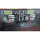 Compactera Denon Dn-2500f
