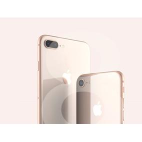 Iphone 8 Plus 64gb Caja Sellada Garantía Apple 1 Año + Funda